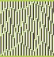 seamless gradient tubing light green vector image vector image
