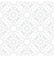 White silver geometric texture in art deco style vector image vector image