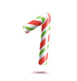 1 number one 3d number sign figure 1 in vector image vector image