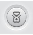 Wi-Fi Hotspot Icon vector image