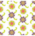 floralpattern1 vector image vector image