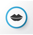 lips icon symbol premium quality isolated mouth vector image