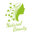 fashion spa cosmetic concept background vector image
