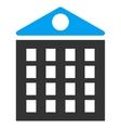 Multi-Storey House Flat Icon vector image