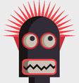 Wild Robot Head vector image vector image