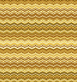 Seamless chevron pattern with golden texture vector image