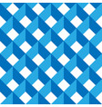3d abstract seamless pattern blue grid vector image