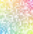 abstract design mosaic vector image vector image