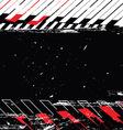 grunge background design vector image vector image