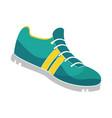 single sneaker icon image vector image vector image
