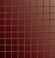 Chocolate tiled vector image