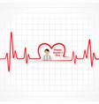 happy doctors day- 1 july stock vector image vector image