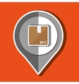 location marker design vector image vector image