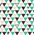 UK Top Colors Background Triangle Polygon vector image vector image