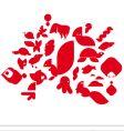 zoo pets vector image vector image