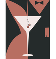 vermouth dating vector image