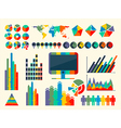 Infographic Elements Collec vector image
