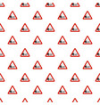 ejection of gravel pattern seamless vector image