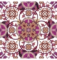 Arabesque seamless pattern in editable file vector image