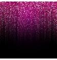 glitter design element vector image vector image