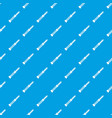mini electronic hookah pattern seamless blue vector image vector image
