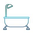 bathtub icon image vector image vector image