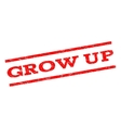Grow Up Watermark Stamp