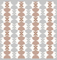 seamless anthracite moroccan style pattern vector image vector image