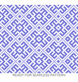 seamless traditional russian ethnic ornament vector image vector image