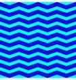 Wavy seamless pattern vector image