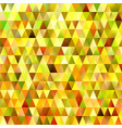 Geometrical abstract triangle mosaic background