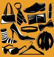 Fashion objects vector | Price: 1 Credit (USD $1)