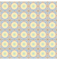 Seamless vintage abstract seamless pattern vector image