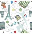 Paris Pattern 01 A vector image