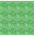 abstract dark green geometrical circle pattern vector image vector image