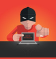 ransomware vector image vector image