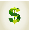 Dollar6 vector image vector image