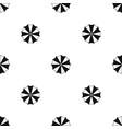 striped umbrella pattern seamless black vector image vector image
