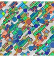Car Wallpaper vector image