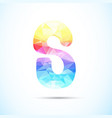 letter s logo icon vector image