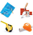 Building renovating icon set vector | Price: 3 Credits (USD $3)