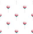 cake pops seamless pattern vector image
