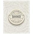 Stylish poster design for Barbershop