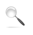magnifycationGlass vector image