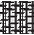 abstract seamless pattern lines vector image vector image