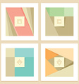 photo frame background filters vector image vector image