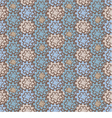 seamless pattern on an abstract background vector image vector image