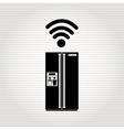 smart appliances design vector image vector image