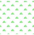 green condom pattern seamless vector image