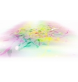 Splash watercolor background plus EPS10 vector image